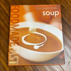 Food Made Fast: Soup - Williams-Sonoma HC book
